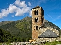GR107 Hiking from Foix (Ariege) to Portella Blanca (Andorra-Spain) 6