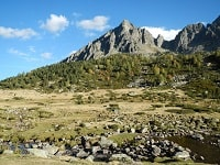 GR107 Hiking from Foix (Ariege) to Portella Blanca (Andorra-Spain) 7
