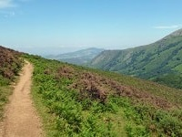 GR10 Hiking from Hendaye to Esterençuby (Pyrenees-Atlantiques)