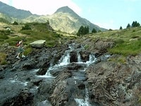 GR10 Hiking from Merens-les-Vals (Ariege) to Ras-des-Cortalets (Pyrenees-Orientales)