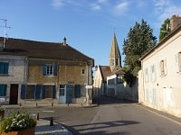 GR1 Walking from Rambouillet to Feucherolles (Yvelines) 8