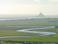 GR223 Hiking from Granville to le Mont-Saint-Michel (Manche) 6