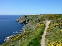 GR340 Hiking around Belle-Ile-en-Mer (Morbihan)