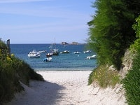 GR34 Walking from Perros-Guirec (Cotes-d'Armor) to Locquirec (Finistere)