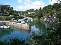 GR34 Walking from Trunvel to Concarneau (Finistere) 7