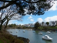 GR34 Walking from Trunvel to Concarneau (Finistere) 8