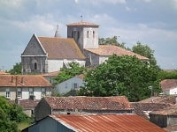 3 GR360 Hiking from St-Romain-de-Benet to St-Georges-des-Agouts (Charente-Maritime)