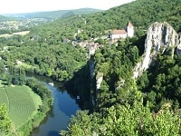 GR36 Hiking from Prayssac (Lot) to Savignac (Aveyron) 4