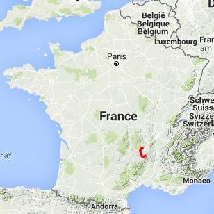 mont gerbier de jonc carte GR3 Hiking from Mt Gerbier de Jonc (Ardeche) to Retournac (Haute
