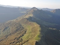 GR400 Hiking around Cantal Volcanoes 7