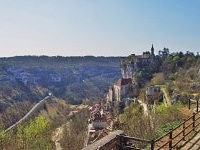 GR46 Hiking from Rocamadour (Lot) to Saint-Projet (Tarn and Garonne)