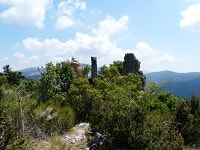 GR49 Hiking from Saint Raphael (Var) to Rougon (Alpes de Haute-Provence) 6