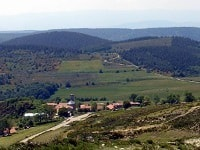 GR4 Hiking from Loubaresse (Ardeche) to Mondragon (Vaucluse) 3