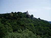 GR4 Hiking from Loubaresse (Ardeche) to Mondragon (Vaucluse) 4