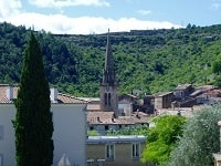 GR4 Hiking from Loubaresse (Ardeche) to Mondragon (Vaucluse) 5