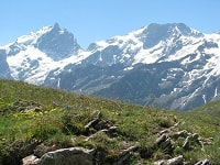 GR50 Hiking with the Tour of Ecrins National Park (Hautes-Alpes, Isere)