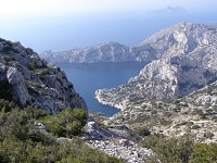 GR51 Hiking from Menton (Alpes-Maritimes) to La Madrague (Bouches-du-Rhone) 7
