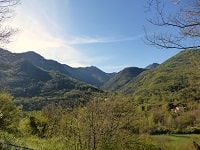 GR510 Hiking from Breil-sur-Roya to Villars-sur-Var (Alpes-Maritimes)