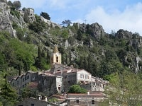 GR51 Hiking from Menton (Alpes-Maritimes) to Testanier Pass (Var) 4