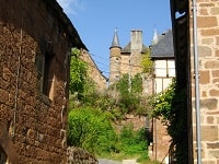 GR62 Hiking from St Beauzely to Conques (Aveyron)