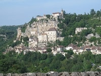 GR64 Hiking from Rocamadour (Lot) to Les Eyzies-de-Tayac-Sireuil (Dordogne)