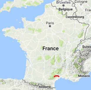 GR653 Hiking from Montarnaud to Castanet-le-Haut (Herault) 10