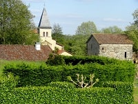 GR655 Walking from Onesse-Laharie to Sorde-l'Abbaye (Landes)