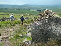 GR65 Hiking from Le Puy-en-Velay (Haute-Loire) to Nasbinals (Lozere) 7