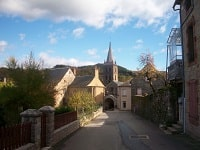 GR6 Hiking from Espalion (Aveyron) to St Pierre-des-Tripiers (Lozere) 6