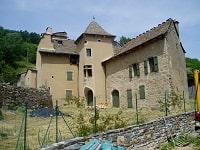 4 GR70 Stevenson trail Hiking from La Bastide-Puylaurent (Lozere) to Ales (Gard)