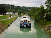 GR7 Hiking from Langres (Haute-Marne) to Velars-sur-Ouche (Cote d'Or) 8