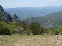 GR7 Hiking from Boussagues (Herault) to Mazamet (Tarn) 5