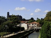 5 GR8 Hiking from L'Ile-d'Olonne to the River Sevre niortaise (Vendee)