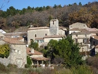 GR97 Hiking on the Tour of Luberon (Vaucluse, Alpes-de-Haute-Provence)