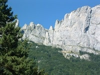 GR9 Hiking from Beaufort-sur-Gervanne to Buis-les-Baronnies (Drome) 4