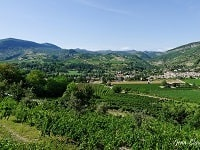 GR9 Hiking from Beaufort-sur-Gervanne to Buis-les-Baronnies (Drome) 5