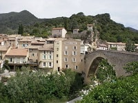 GR9 Hiking from Beaufort-sur-Gervanne to Buis-les-Baronnies (Drome) 7
