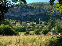GR9 Hiking from Buis-les-Baronnies (Drome) to Cucuron (Vaucluse)