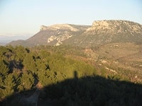 GR9 Hiking from Cucuron (Vaucluse) to Saint Zacharie (Var) 6