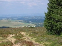 Hiking around Monts Aubrac (Lozere-Aveyron-Cantal)