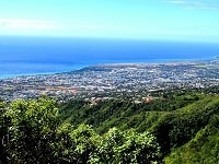 GR R2 Hiking from St Denis to Le Baril (St Philippe)  (Reunion Island) 3