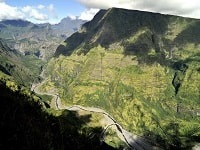 GR R2 Hiking from St Denis to Le Baril (St Philippe)  (Reunion Island) 4